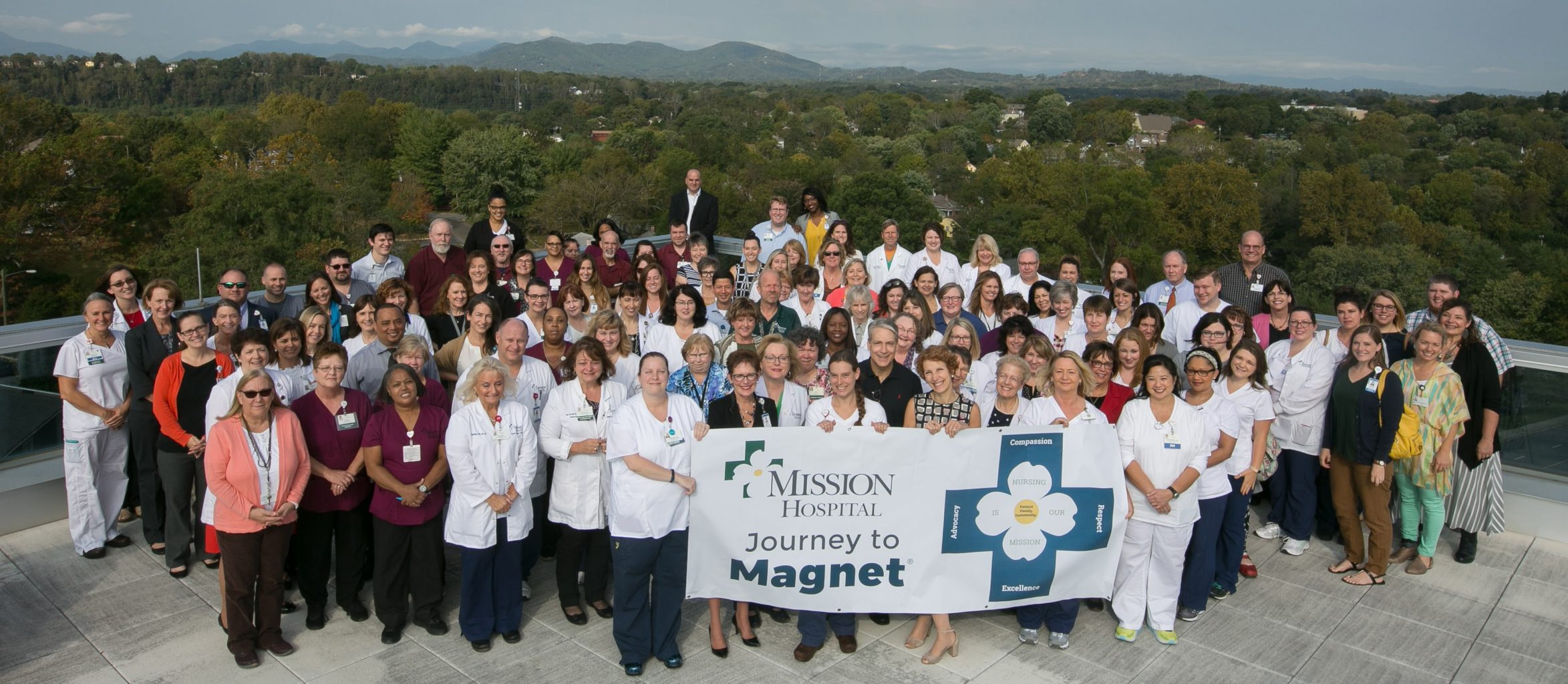 Journey to Magnet Mission Team