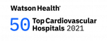 Watson Top Cardiovascular Hospitals 2021 Logo
