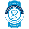 American College of Cardiology - Chest Pain Center - Primary PCI