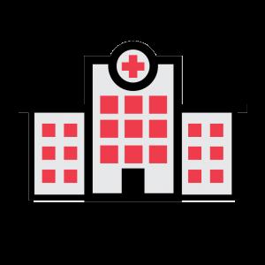 Heart Hospital Icon