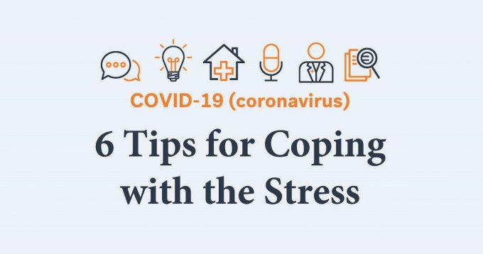 Click here for Tips for Coping with Stress