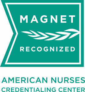 ANCC Magnet Recognized Simplified Green